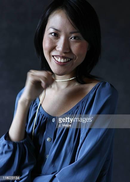 "Jina Kim, director during 2007 Sundance Film Festival - ""Never Forever"" Portraits at Delta Sky Lodge in Park City, Utah, United States."