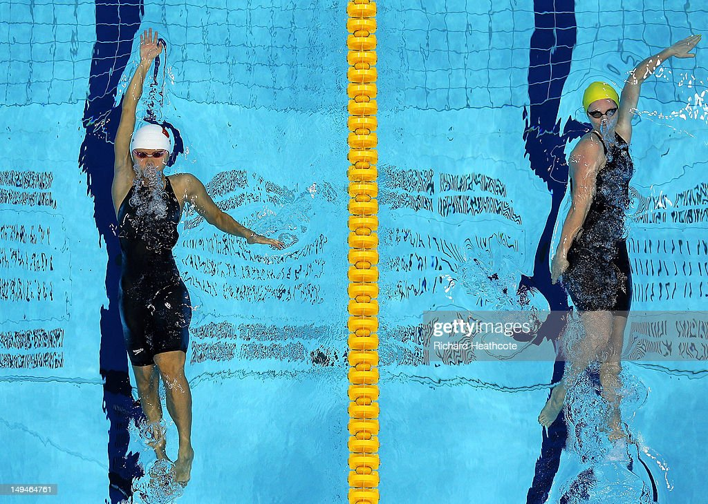 Olympics - Highlights Day 2