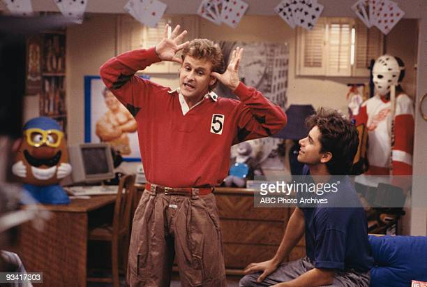 HOUSE 'Jingle Hell' Season Two 11/11/88 Joey drove Jesse crazy as they worked on a jingle for an advertising agency