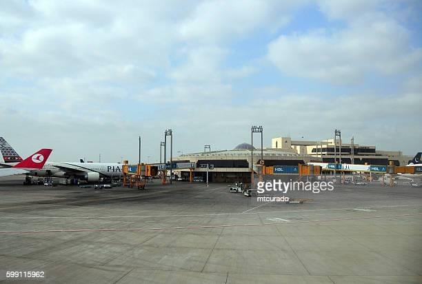 Jinnah International Airport, Karachi, Pakistan