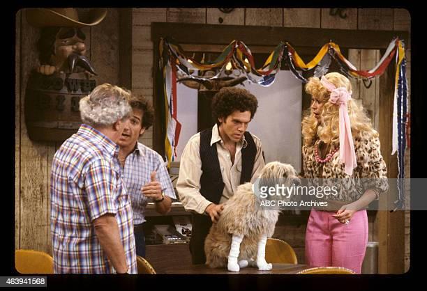 "Jinxed"" - Airdate: November 30, 1982. PHIL FOSTER;EDDIE MEKKA;CHARLES FLEISCHER;LESLIE EASTERBROOK"