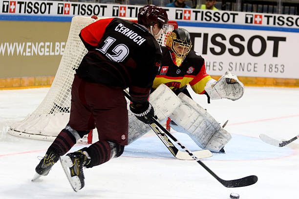 CZE: Sparta Prague v SC Bern - Champions Hockey League