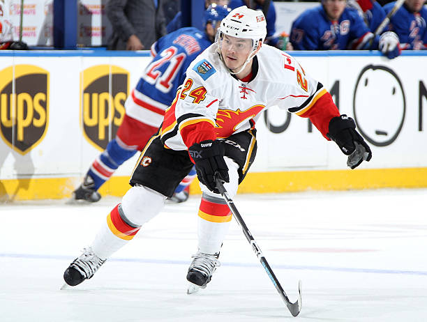 Calgary Flames v New York Rangers