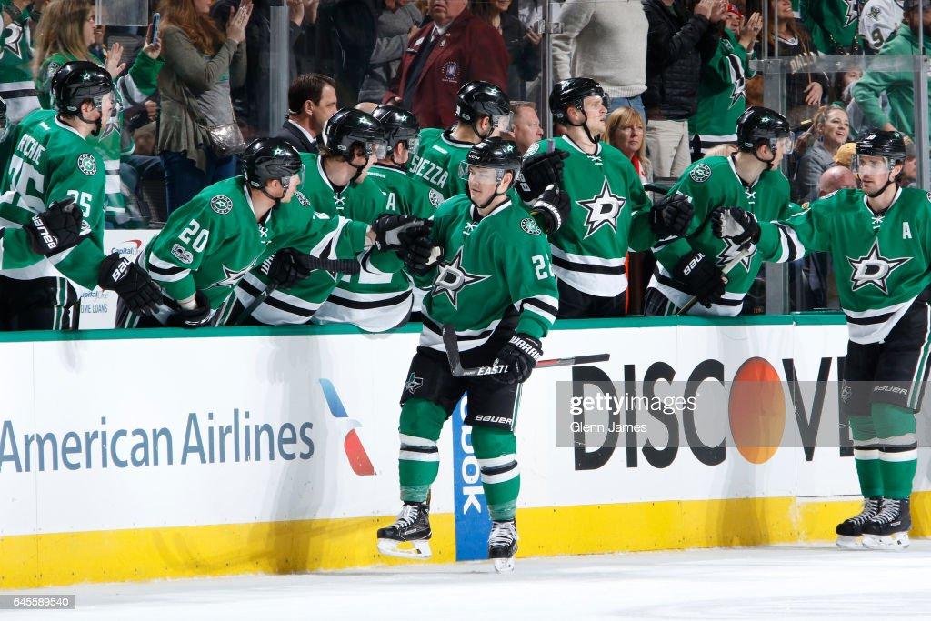Boston Bruins v Dallas Stars : News Photo