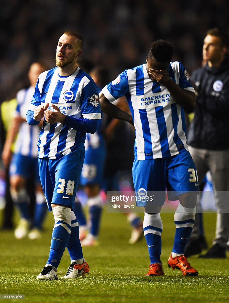 Brighton & Hove Albion v Sheffield Wednesday - Sky Bet Championship Play Off: Second Leg