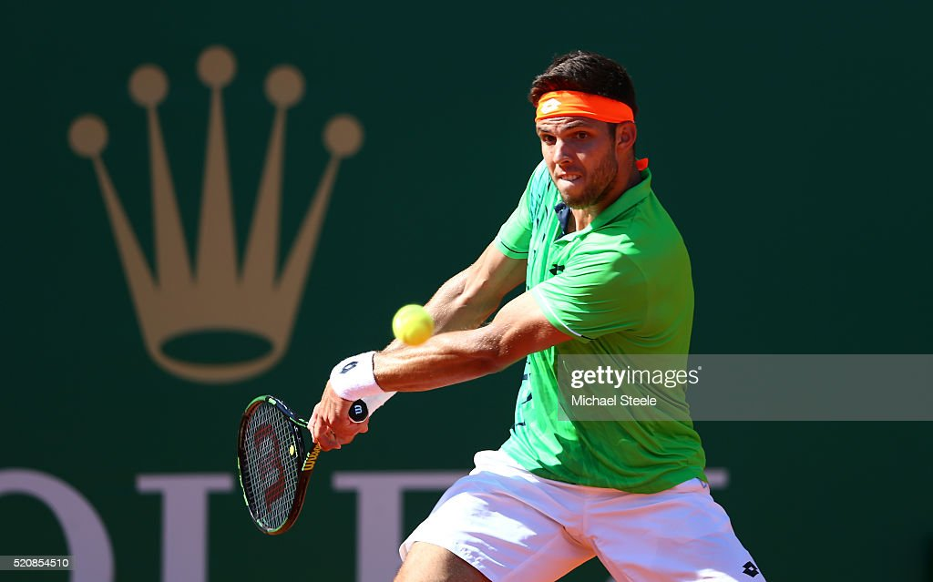 ATP Masters Series: Monte Carlo Rolex Masters - Day Four : Foto jornalística
