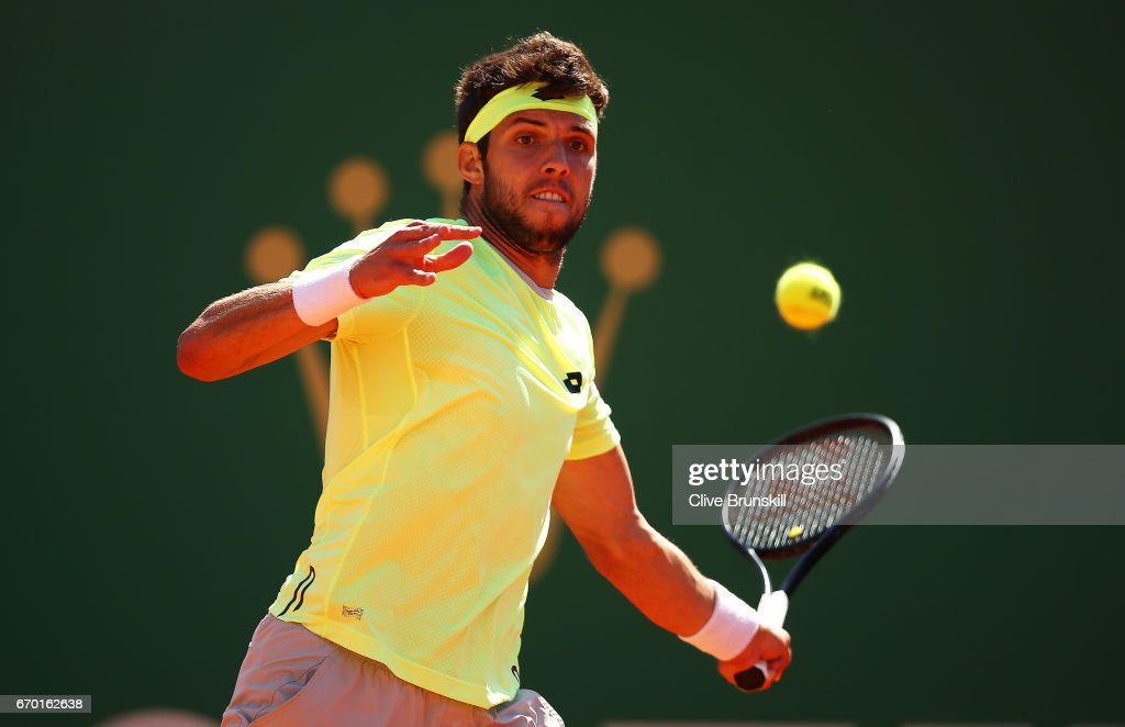 ATP Masters Series: Monte Carlo Rolex Masters - Day Four : News Photo