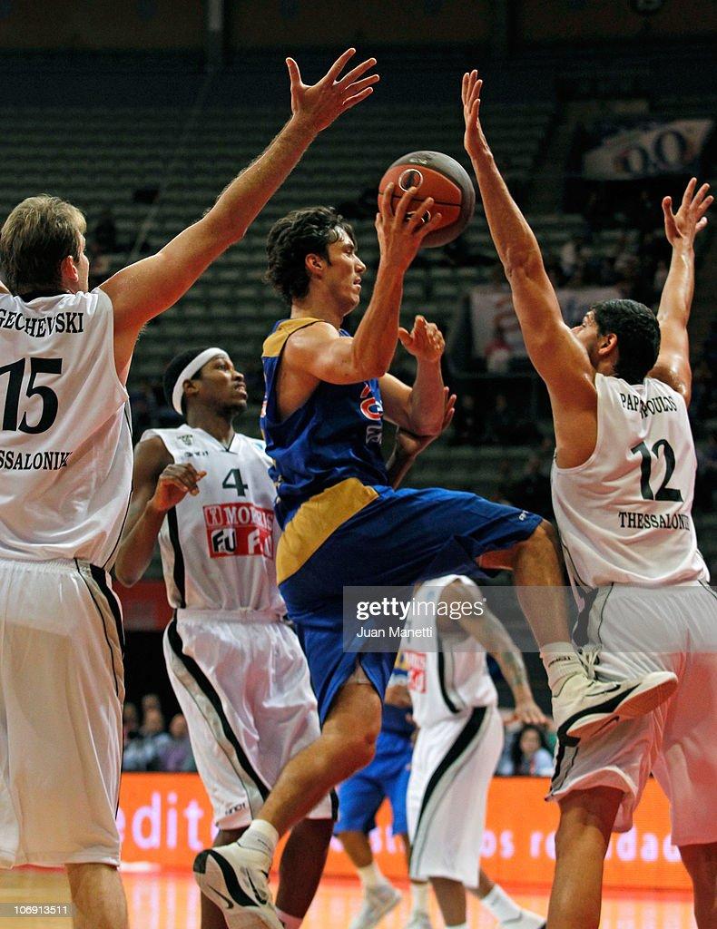 Asefa Estudiantes v PAOK BC - Eurocup Basketball