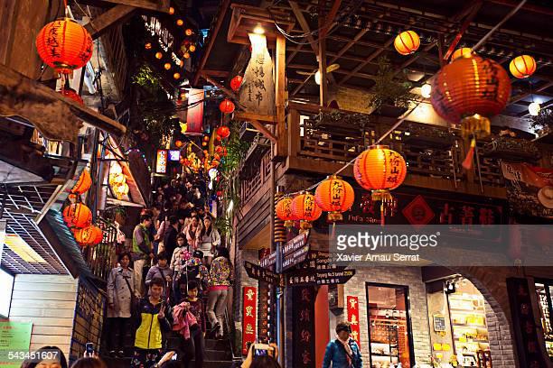 jiufen - 台湾 ストックフォトと画像