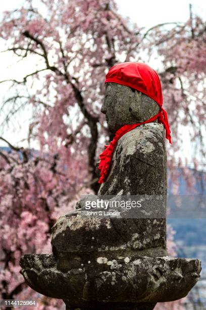 Jiunji Temple Jizo - Jizo images and statues are popular in Japan as Bodhisattva who console beings awaiting rebirth as well as comfort for...