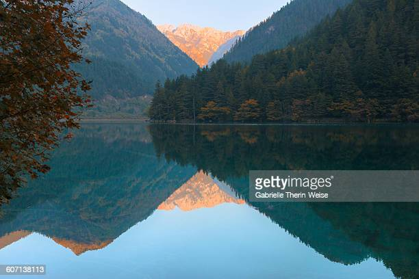 Jiuzhaigou NP - Mirror Lake
