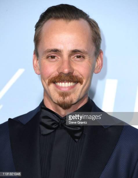 JJasper Pääkkönen arrives at the Hollywood For Science Gala at Private Residence on February 21, 2019 in Los Angeles, California.