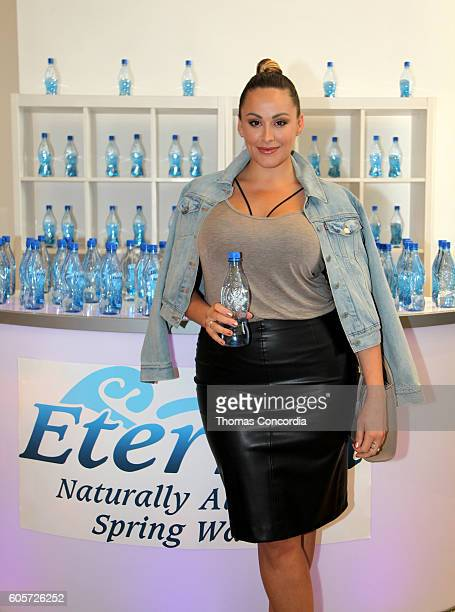 JJennifer Maitland attends Addition Elle Presents Holiday 2016 RTW Ashley Graham Lingerie Collection at Kia STYLE360 NYFW at Metropolitan West on...