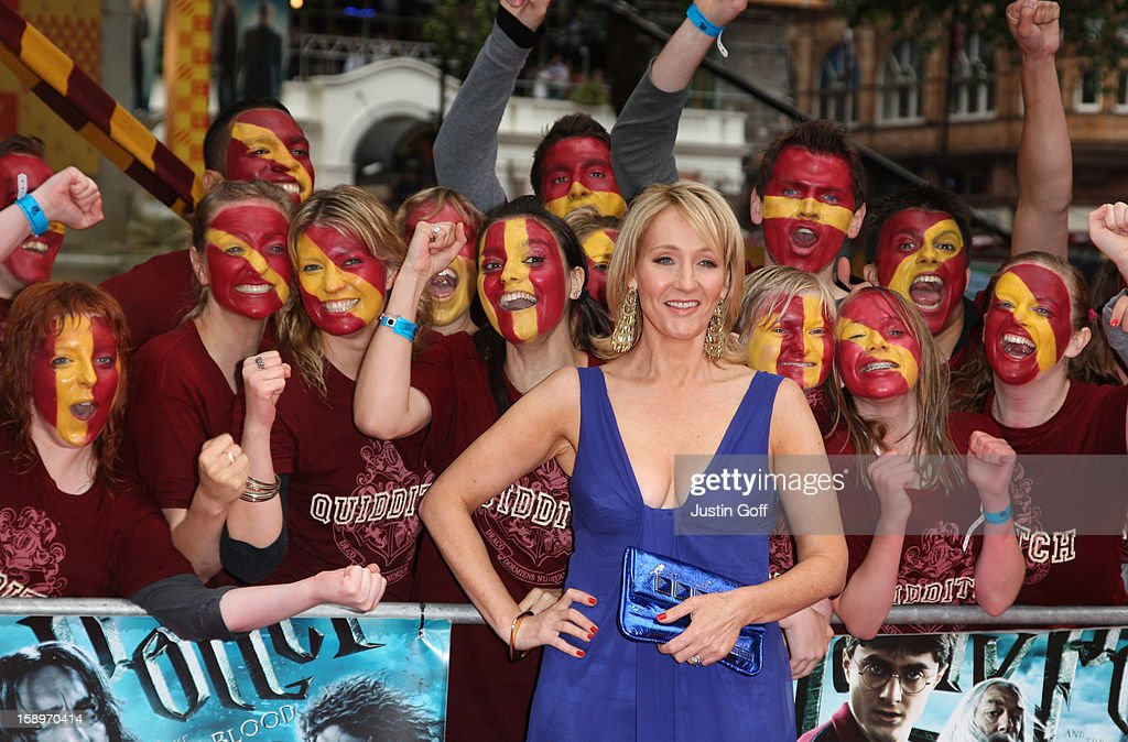 3e831889b83e Harry Potter And The Half-Blood Prince World Premiere - London   News Photo