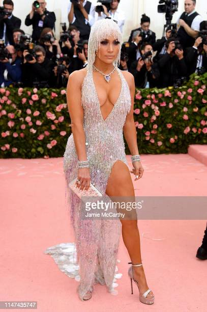 Lo attends The 2019 Met Gala Celebrating Camp Notes on Fashion at Metropolitan Museum of Art on May 06 2019 in New York City