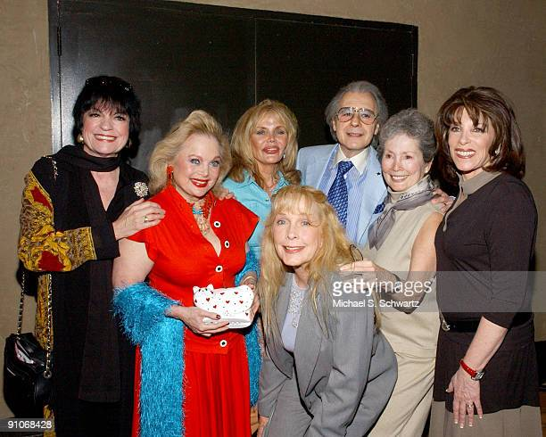 Jo Anne Worley Carol Connors Deanna Lund Stella Stevens Lalo Schifrin Patricia Morrison and Kate Linder