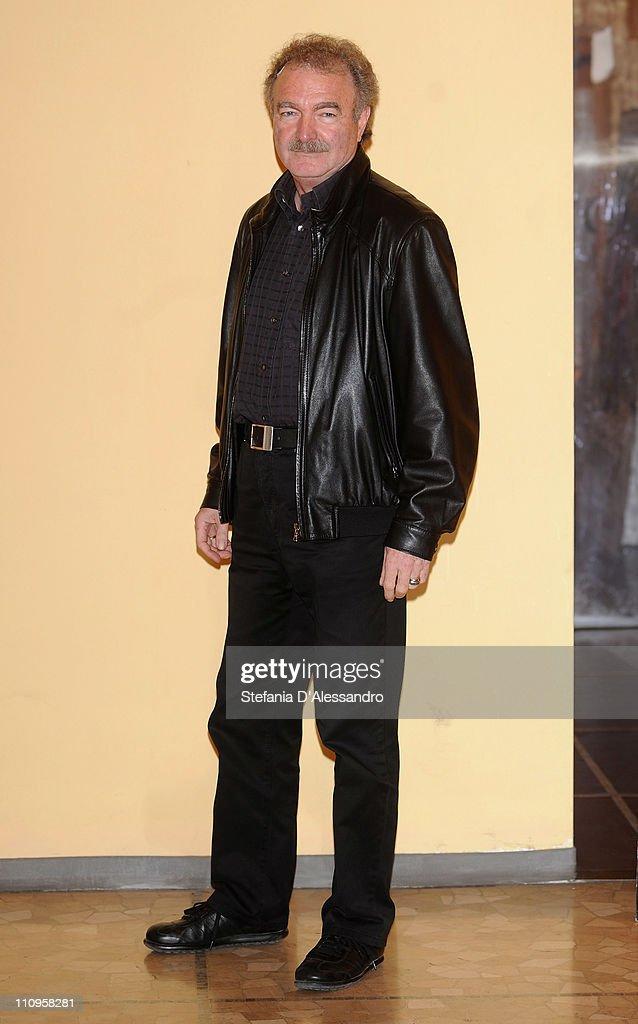 Jo Baier attends 'La Fine E' Il Mio Inizio' Milan Photocall held at Cinema Anteo on March 28, 2011 in Milan, Italy.