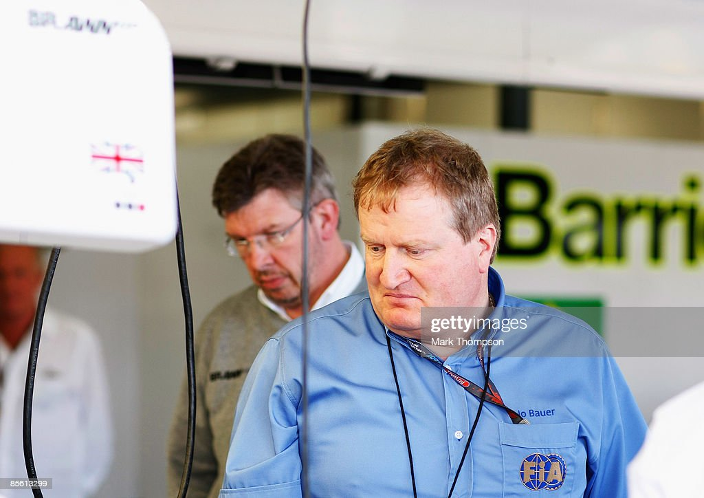 F1 Grand Prix of Australia - Previews : News Photo