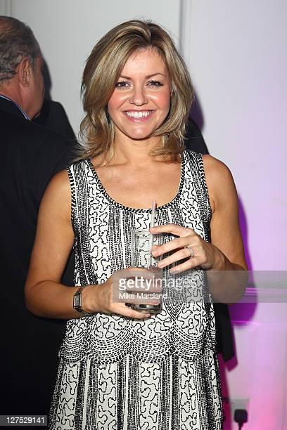 Jo Birchall attends the Quintessentially Awards at One Marylebone on September 28 2011 in London England