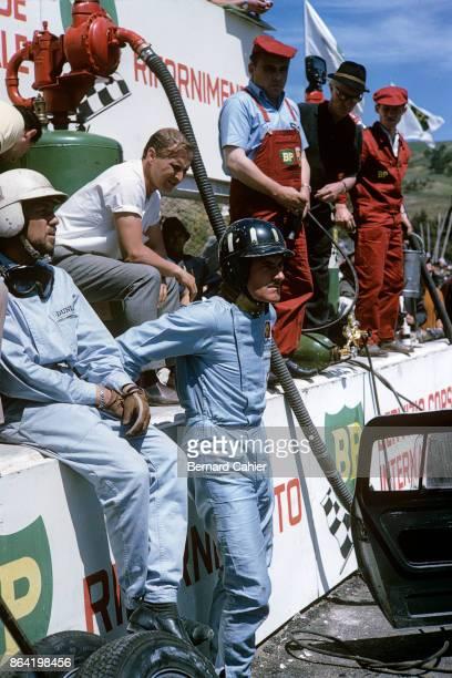 Jo Bonnier Graham Hill Porsche 904/8 Coupe Targa Florio Sicily 09 May 1962