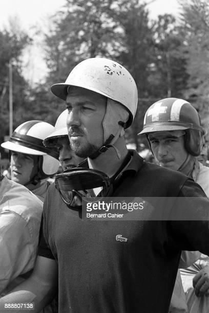 Jo Bonnier Porsche 804 Grand Prix of France RouenLesEssarts 08 July 1962