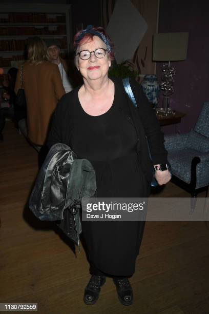 Jo Brand attend the after show party following the opening night of Only Fools and Horses The Musical at Theatre Royal Haymarket on February 19 2019...