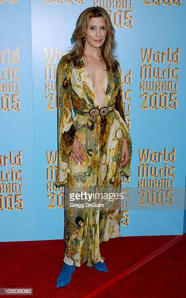 Jo Champa during 2005 World Music Awards Arrivals at Kodak Theatre in Los Angeles CA United States