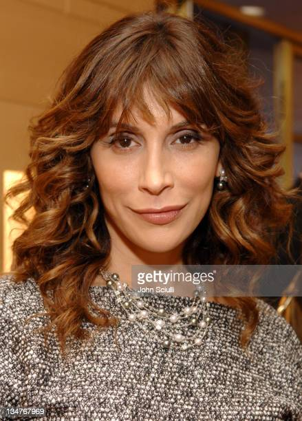 Jo Champa during Cocktail Reception for Cinema Italian Style at 201 N Rodeo Drive in Beverly Hills California United States