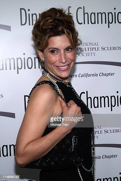 Jo Champa during Dinner of Champions to Honor Tom Sherak September 16 2005 at Kodak Theater in Hollywood California United States