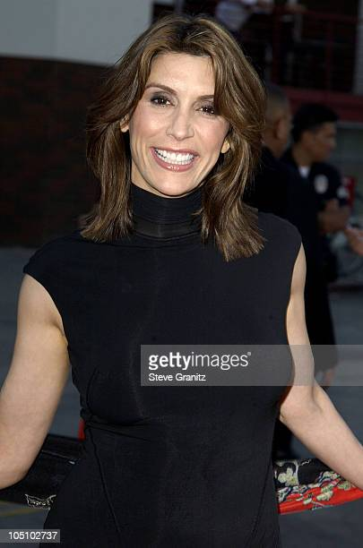 "Jo Champa during ""It Runs In The Family"" Premiere - Arrivals at Mann Bruin Theatre in Westwood, California, United States."