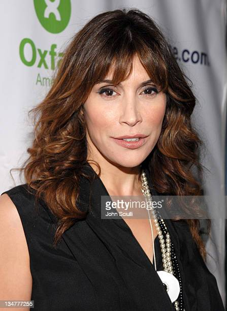 Jo Champa during MySpace Presents Rock for Darfur Party Benefiting Oxfam America at Private Estate in Beverly Hills California United States