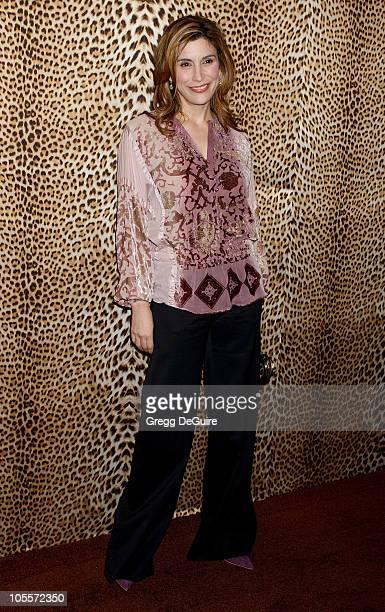 Jo Champa during Roberto Cavalli Beverly Hills Store Opening at Roberto Cavalli in Beverly Hills California United States