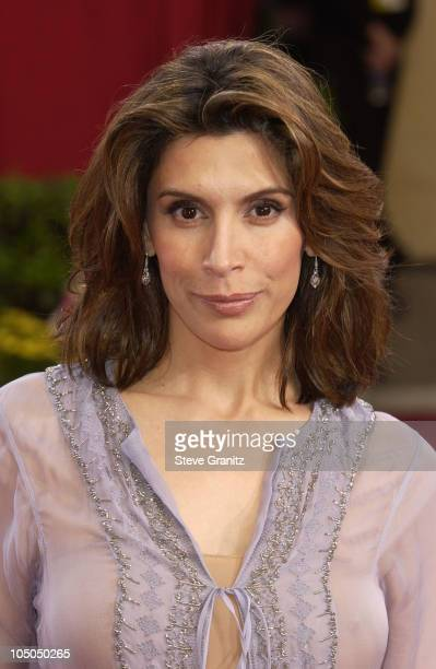 Jo Champa during The 75th Annual Academy Awards Arrivals at The Kodak Theater in Hollywood California United States