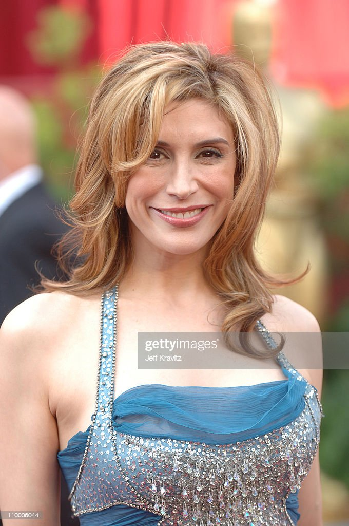 Jo Champa during The 77th Annual Academy Awards - Arrivals at Kodak Theatre in Los Angeles, California, United States.