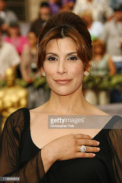 Jo Champa during The 78th Annual Academy Awards – Arrivals at Kodak Theatre in Hollywood California United States