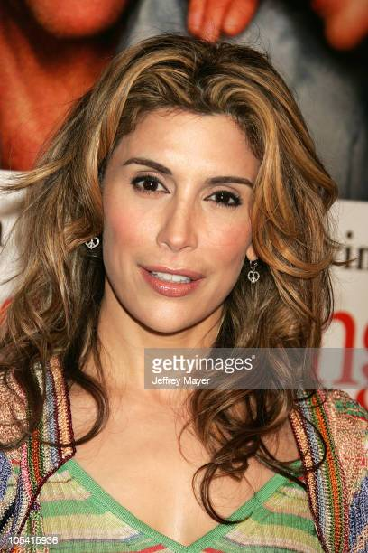 Jo Champa during The Upside of Anger Los Angeles Premiere Arrivals at The National in Westwood California United States