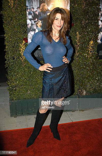 Jo Champa during US Presents Evelyn at Academy of Motion Pictures Arts Sciences in Beverly Hills CA United States