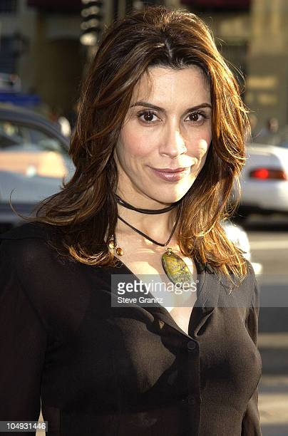 Jo Champa during Windtalkers Premiere at Grauman's Chinese Theatre in Hollywood California United States