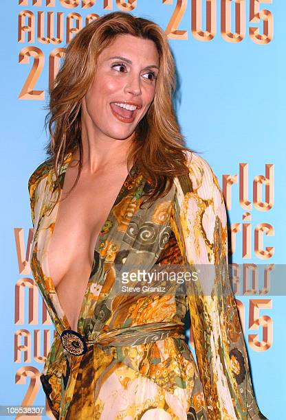 Jo Champa, presenter during 2005 World Music Awards - Press Room at Kodak Theatre in Los Angeles, CA, United States.