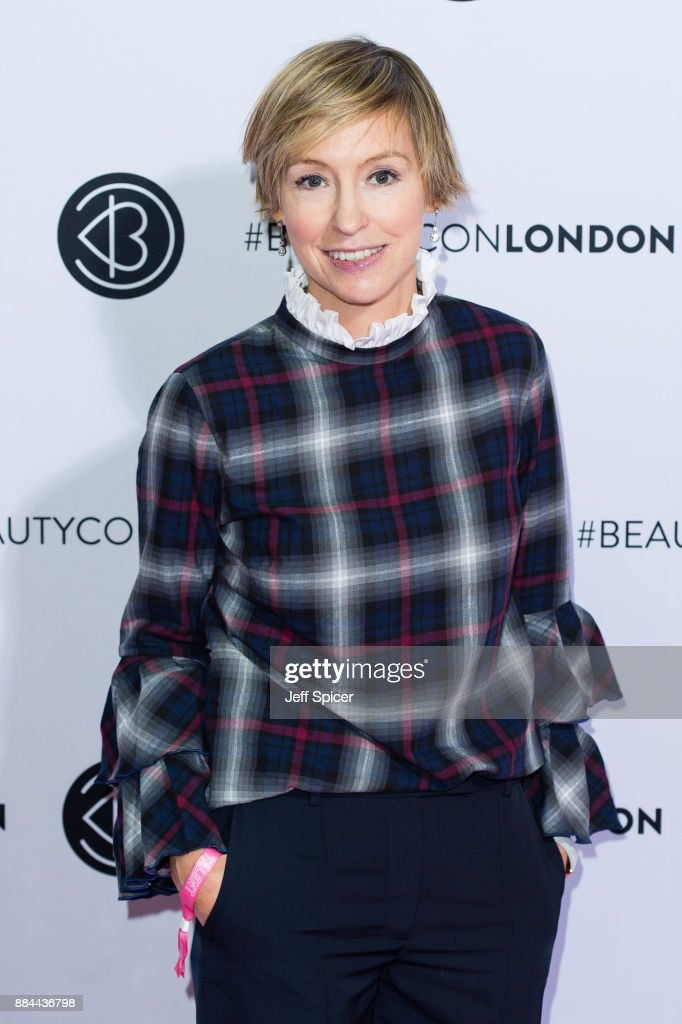 Jo Elvin attends Beautycon Festival 2017 at Olympia London on December 2, 2017 in London, England.