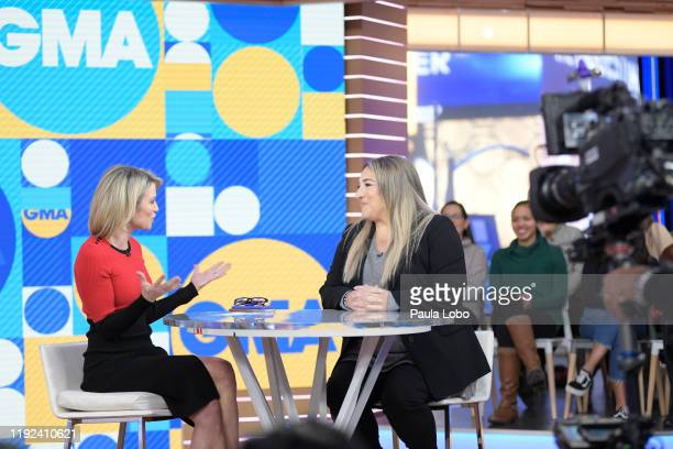 Jo Frost isa a guest on Good Morning America Monday January 6 2020 on ABC GMA19 AMY