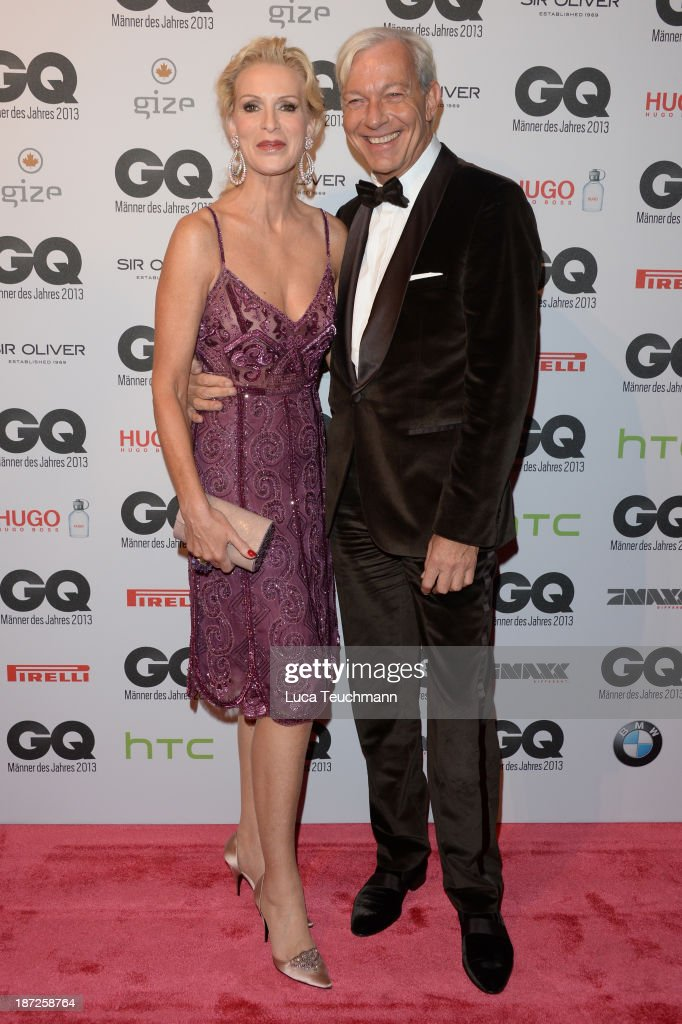 GQ Men Of The Year Award 2013 - Red Carpet Arrivals