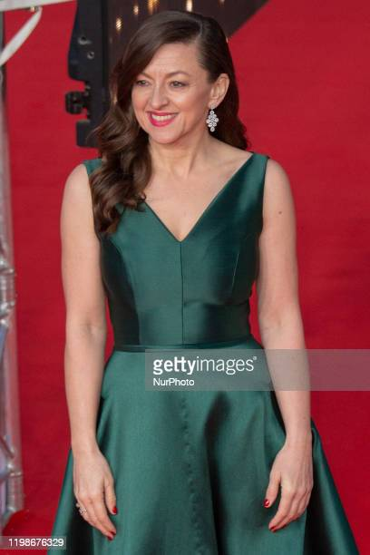 Jo Hartley attends the EE British Academy Film Awards 2020 After Party at The Grosvenor House Hotel on February 02 2020 in London England
