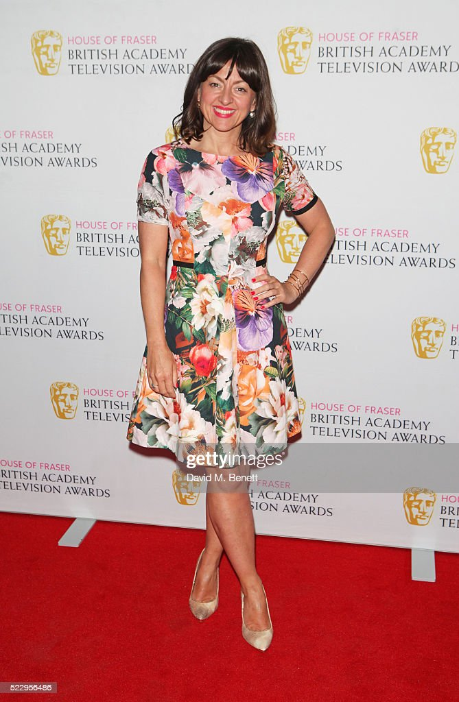 Jo Hartley attends the House of Fraser British Academy Television and Craft nominees party at Mondrian London on April 21, 2016 in London, England.