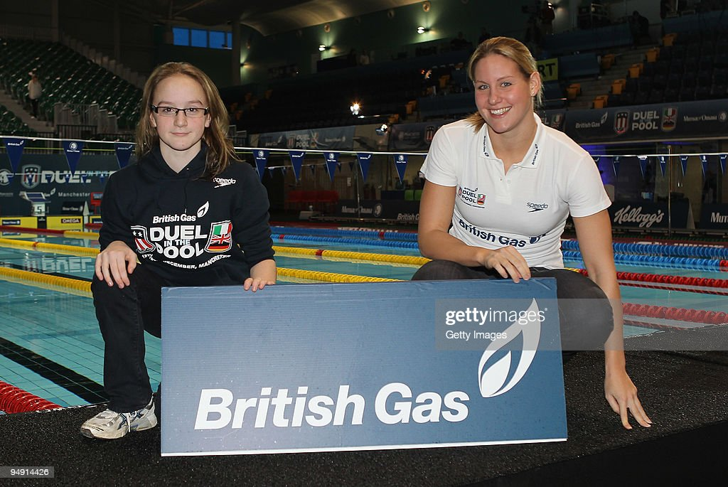 Duel in the Pool - British Gas