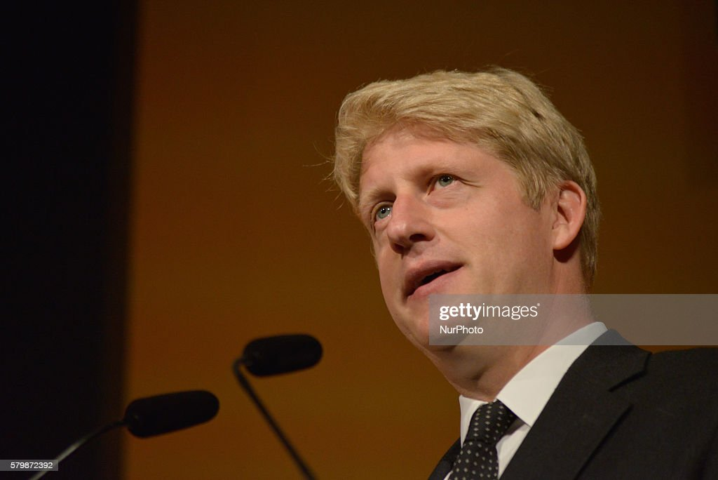 Jo Johnson MP, Member of Parliament for Orpington and Minister of State for Universities and Science, speaking at the EuroScience Open Forum conference on July 25th, 2016, in Manchester, England.