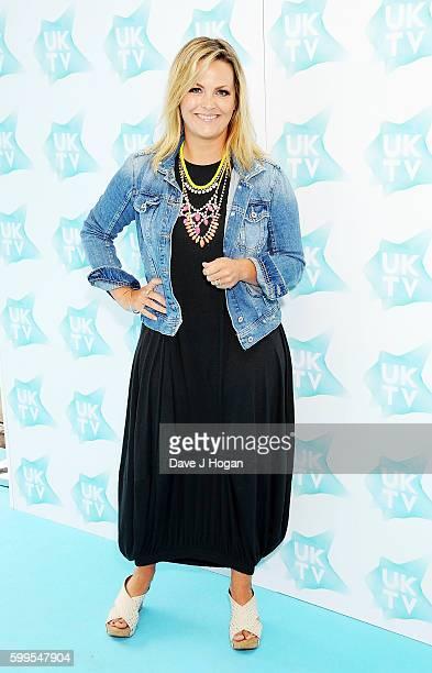 Jo Joyner attends UKTV Live 2016 at BFI Southbank on September 6 2016 in London England