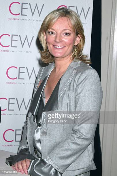 Jo Malone founder of Jo Malone London and Cosmetic Executive Women Achiever Award Winner