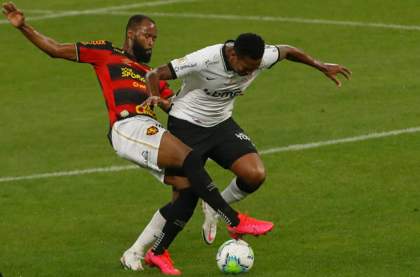 BRA: 2020 Brasileirao Series A: Corinthians v Sport Recife Play Behind Closed Doors Amidst the Coronavirus (COVID - 19) Pandemic