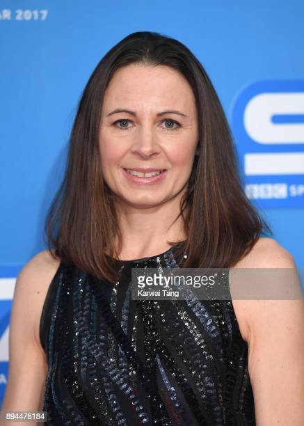 Jo Pavey attends the BBC Sports Personality of the Year 2017 Awards at the Echo Arena on December 17 2017 in Liverpool England
